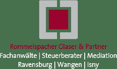 Logo der Rommelspacher Glaser Prüß Mattes Kalthoff Rechtsanwälte Steuerberater PartG mbB